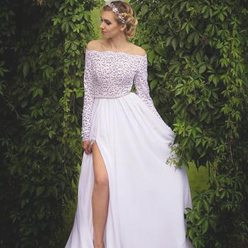 Suknia Ślubna Kolekcja 2018